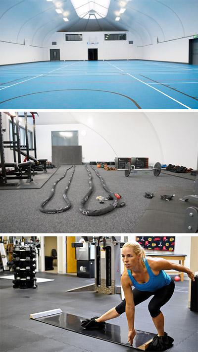 sportsdome gym