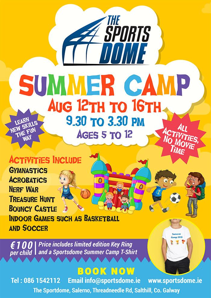 August Summer Camp