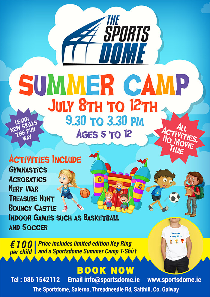 July Summer Camp